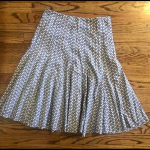 Adorable flowy skirt size 4 from the GAP